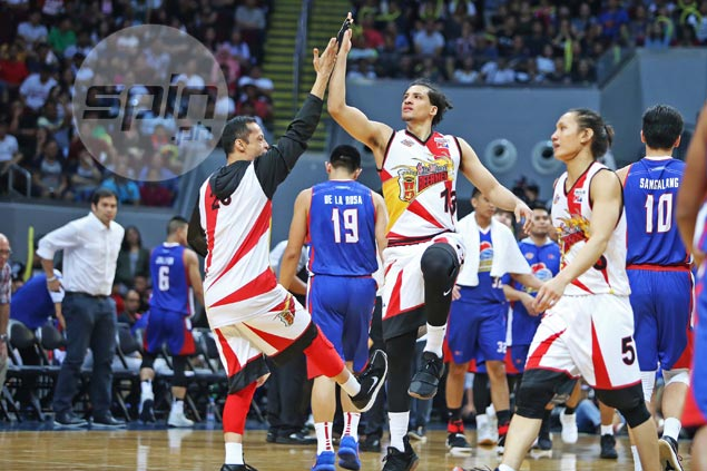 SMB, Magnolia to keep busy during Holy Week ahead of pivotal Game Three