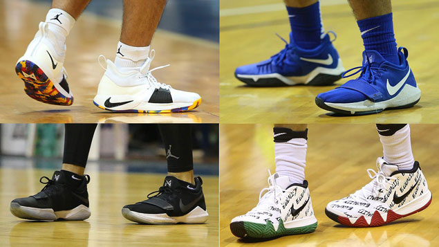 Tenorio, Banchero, Ravena take place among PBA sneaker kings. See hot collection