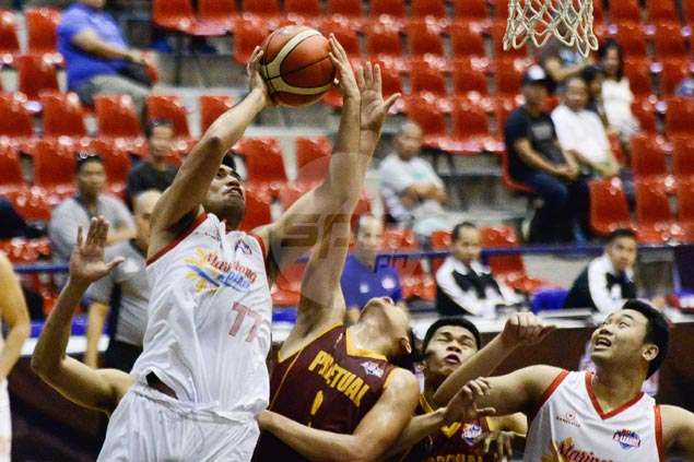 Marinerong Pilipino gains share of Aspirants Cup lead, eliminates Perpetual Help Altas