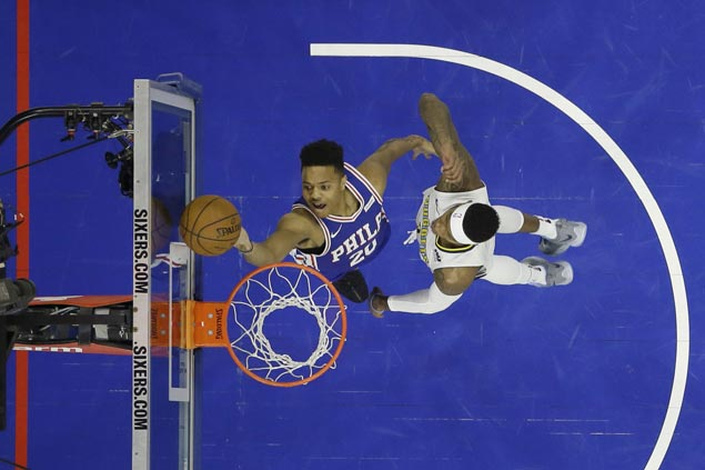 Markelle Fultz solid in return from long injury layoff as Sixers down Nuggets