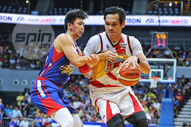 Fajardo humbled with chance to surpass Danny I for most BPC awards in PBA history