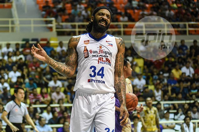 Renaldo Balkman cleared for PBA return as league lifts lifetime ban on controversial import