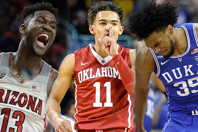 Young, Ayton, Bagley III shine as three freshmen make AP All-America Team for first time
