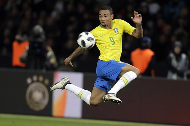 Brazil ends Germany's 22-game unbeaten run with vengeful win in Berlin friendly