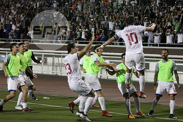 Eight years after 'Miracle,' trio of Hanoi veterans savor Azkals' return to prominence