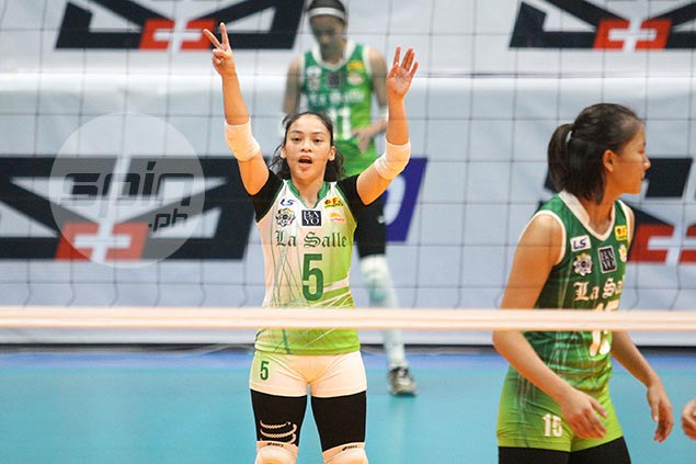 JERSEY STORY: Inheriting Gohing's No.5 jersey pushes Dawn Macandili to reach new heights