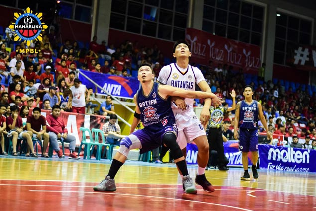 Gary David explains why he pulled no punches against young rivals in MPBL debut