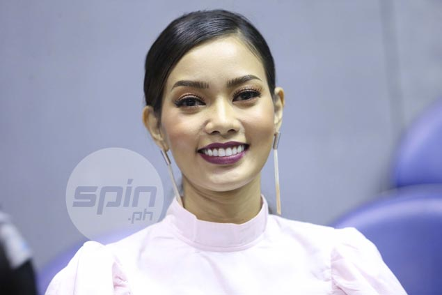 WAGS: Beauty queen Jehza Huelar glad to repay unwavering support of beau PJ Simon