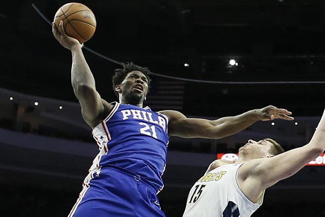 Big blow for Sixers as Joel Embiid suffers concussion, needs surgery on orbital fracture