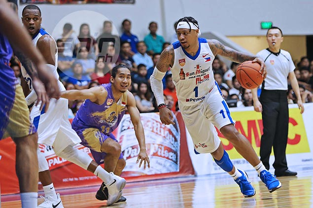 Ray Parks confident injury-hit Alab Pilipinas has all it takes to make deeper playoff run