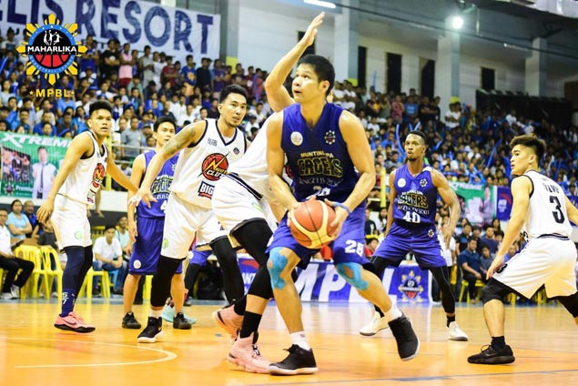 Ex-pros Jaime, Sumalinog deliver the goods as Muntinlupa, Bacoor dispatch MPBL foes