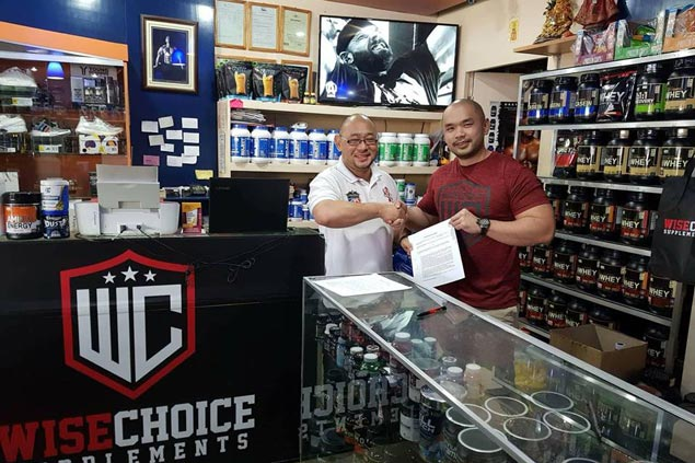 SBC Red Lions sign partnership with health supplement provider Wisechoice