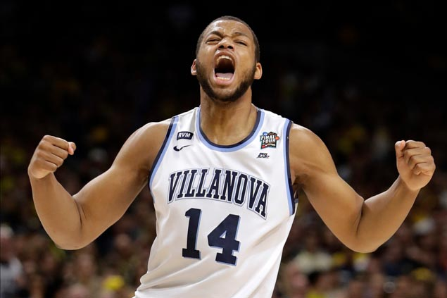 Villanova sets Final Four record 18 triples in rout of Kansas, reach national title game