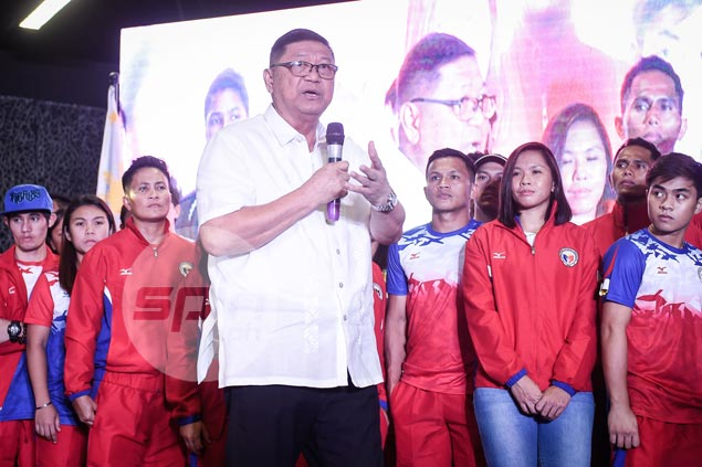 PSC to hire chef and nutritionist, rehabilitate existing canteens for national athletes