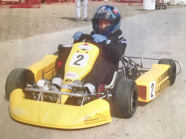 Fil-Am kid who once rode carabaos in Antique now knocking on IndyCar racing's door