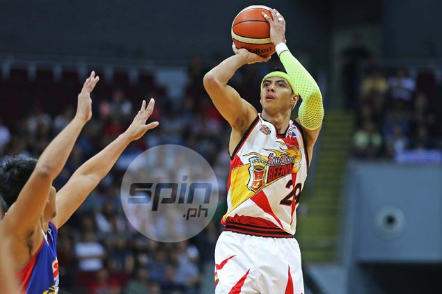 Arwind Santos warns against overconfidence as SMB inches closer to all-Filipino four-peat