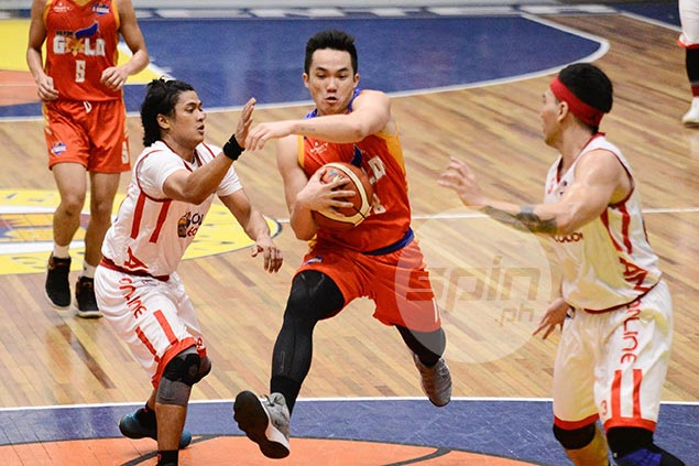 Paul Desiderio shares spotlight with fellow guards in D-League Foundation Cup