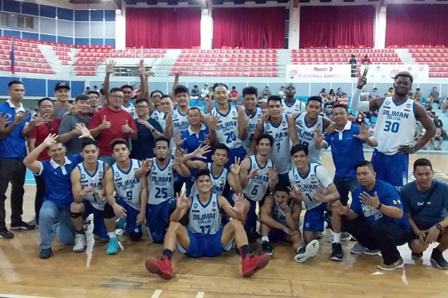 Diliman Blue Dragons rip San Lorenzo Griffns to bag Republica Cup collegiate crown