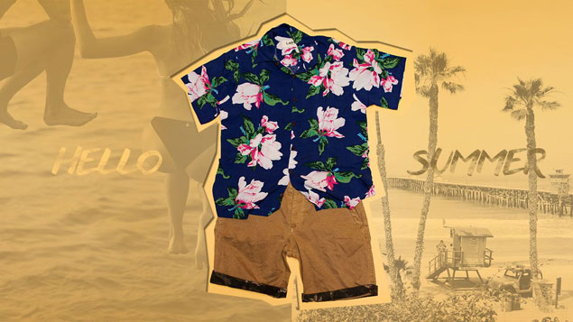 Spice up your summer style with these tested ways to rock a tropical shirt