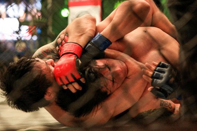 Redman overcomes odds to stop Paule via rear-naked choke in BETS V showdown