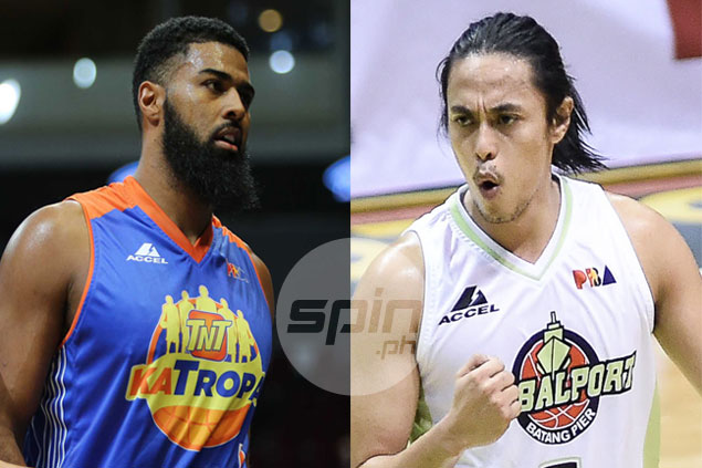 Terrence Romeo, Taha traded by GlobalPort to TNT for Tautuaa, future draft picks