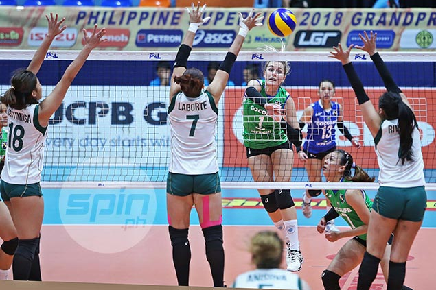 Do-it-all Sarah Klisura a thorn in side of Sta. Lucia as Cocolife runs away with victory