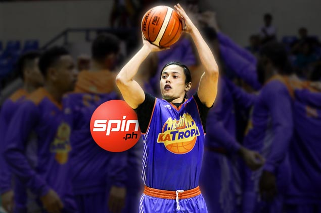 Terrence Romeo must defer to TNT veterans before he can blend in, says Guiao