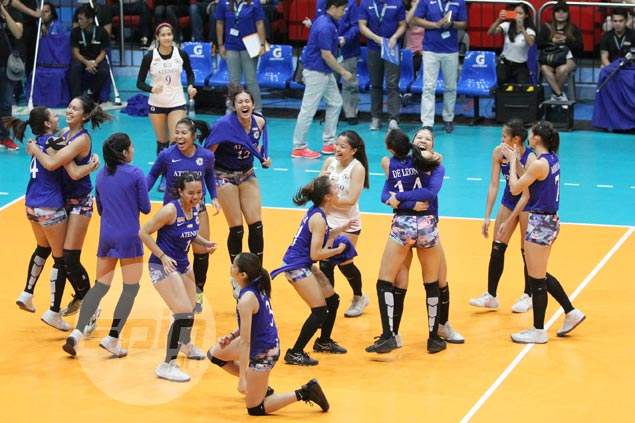 Maddie Madayag says Ateneo Lady Eagles' run to semis not fueled by fury at critics