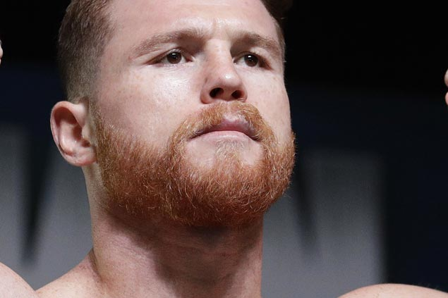 Canelo withdraws from rematch with Triple G two months after failing drug tests