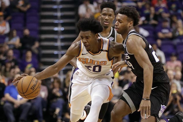 Suns end franchise-worst 15-game losing run at expense of Kings