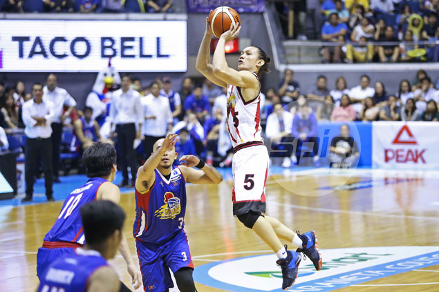 Four-peat beckons as SMB survives Magnolia comeback for 3-1 lead in PBA Finals