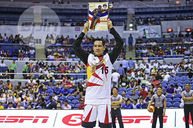 June Mar Fajardo makes record anew with landslide win for sixth BPC award