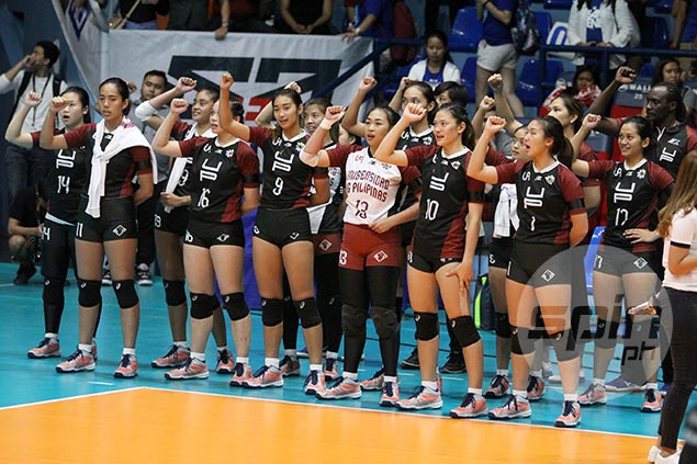Grieving Lady Maroons offer big win to long-time team patron 'mother' Lourdes Guerrero