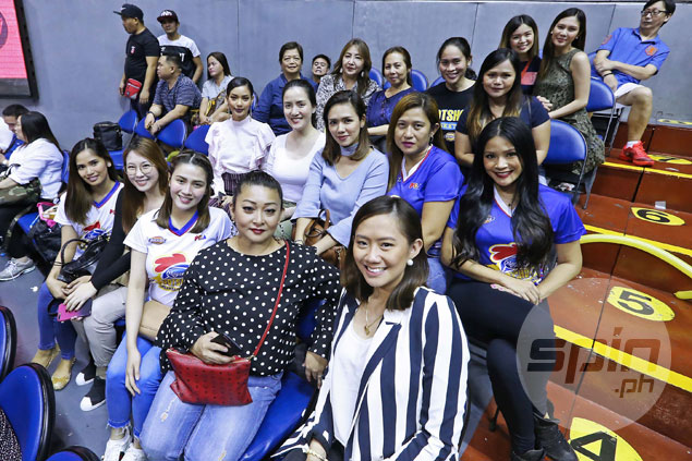 Magnolia WAGS find strength in numbers as they storm heavens for underdog Hotshots