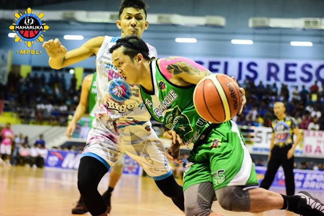 Coach Aric glad to revive careers of his former players in MPBL: 'Bumubuhay tayo ng patay'