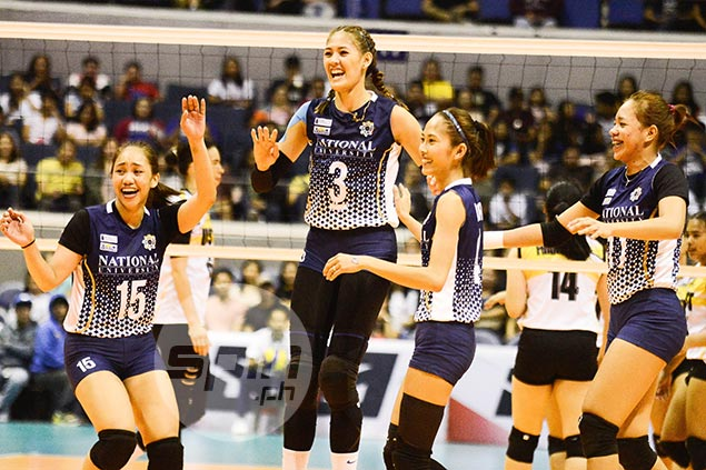 Jaja Santiago insists NU far from done as Lady Bulldogs look to end slump vs UP Lady Maroons
