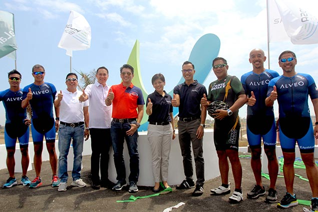 Ayala Land unveils premier facility for athletes of all levels at Vermosa