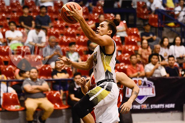 Gamboa-St. Clare deals AMA a 46-point beatdown to seal playoff duel vs Che'Lu-SSC