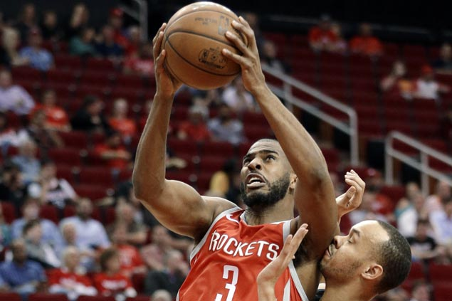 CP3 nails off-balance last-gasp shot to lift Rockers over Trail Blazers