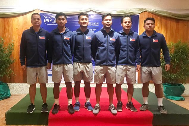 Brian Otico, Jeson Patrombon to play opening singles for Philippines against Thailand