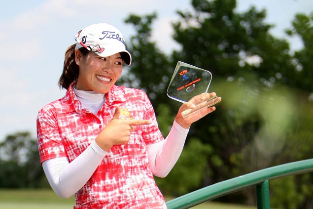 Supakchaya Pattaranakrueang beats Cyna Rodriguez on third playoff hole in Luisita Ladies Championship