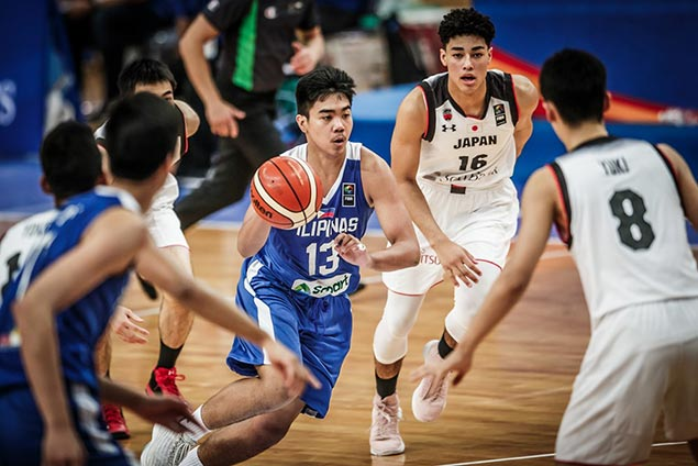 RC Calimag game-winner lifts Batang Gilas over Japan to earn spot in Fiba U17 World Cup