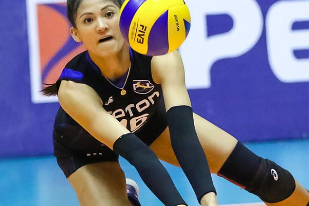 Channon Thompson, Dindin Manabat show way as Foton downs Generika to clinch twice-to-beat advantage