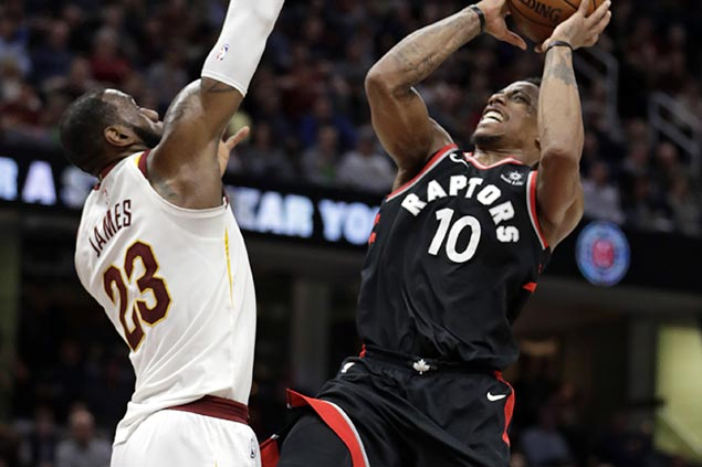 East's best Raptors out to 'prove what we need to prove' as road to Finals likely goes through LeBron