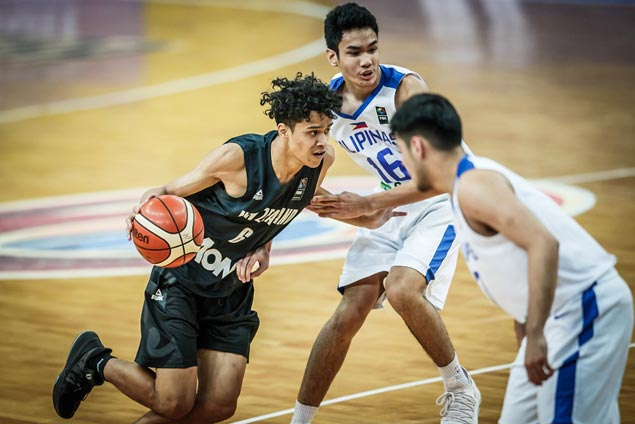 Batang Gilas bows to New Zealand, settles for fourth place in Fiba Under-16 Asian Championship