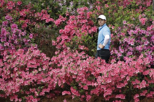 Rory confident as career Grand Slam within grasp, believes pressure is on leader Reed