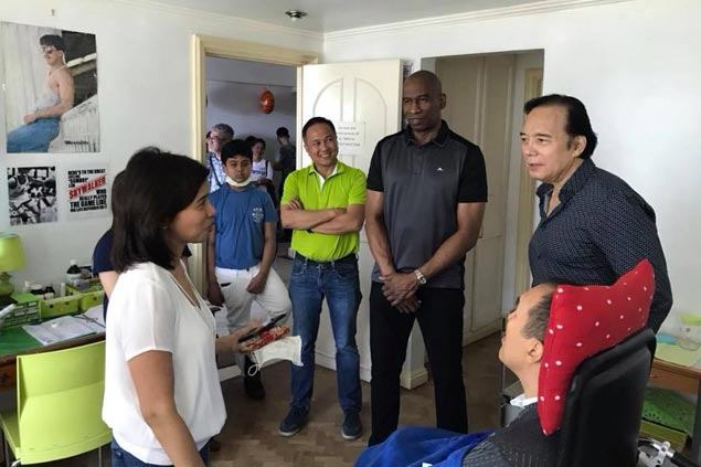 Jaworski, Black, Caidic, Jolas lead well-wishers on Samboy Lim's 56th birthday