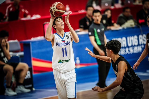 Gilas cadets to take part in Filoil Preseason Cup