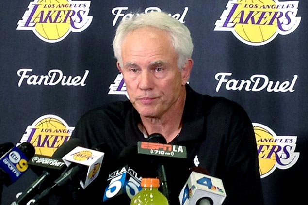 Hornets owner Michael Jordan takes pride in tapping 'proven winner' Mitch Kupchak as new GM