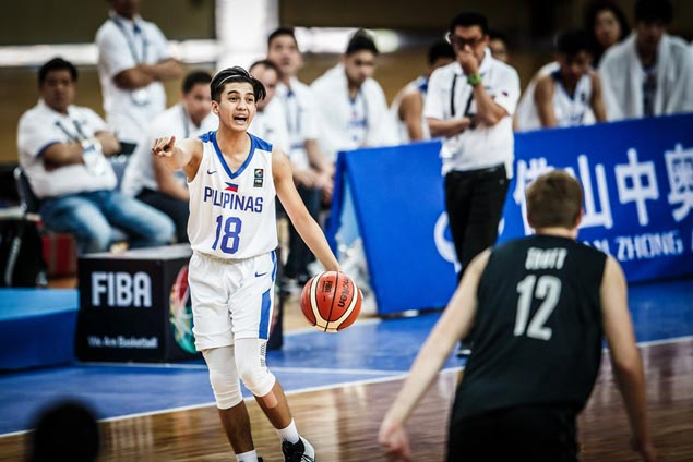 Batang Gilas aces Padrigao, Cortez earn invites to Basketball Without Borders Asia